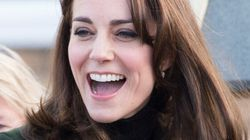 Kate Middleton Pulls A Steve Jobs - Kind