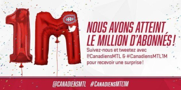 Montreal Canadiens Twitter Campaign Goes Horribly