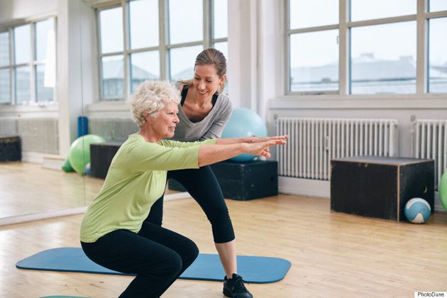 Exercises For Seniors: Feel Your Best At 60+ With These Simple