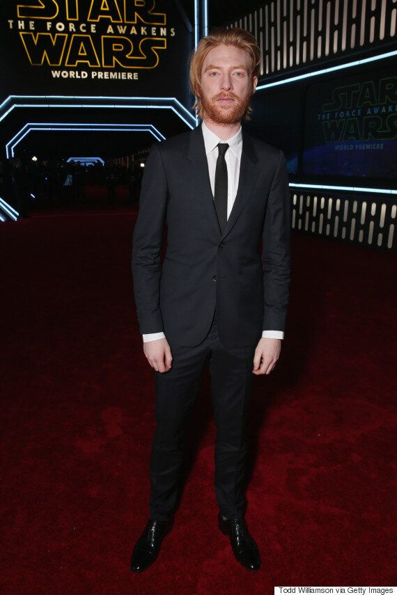 'Star Wars' Red Carpet Premiere Sees Actors Stun The Cameras With Great
