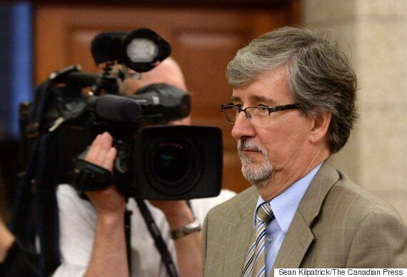 Daniel Therrien, Privacy Czar, Sees Middle Ground In Fight Over Access To Internet