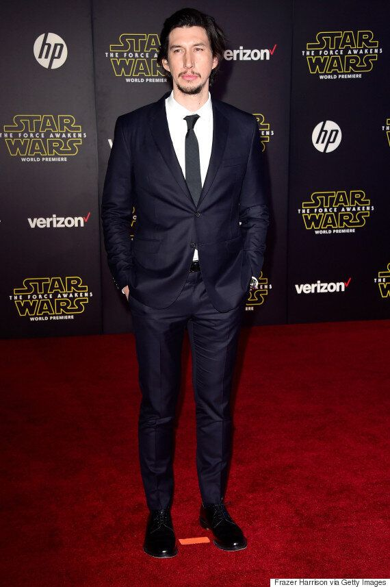 'Star Wars' Premiere: Celebs Nerd Out On The Red