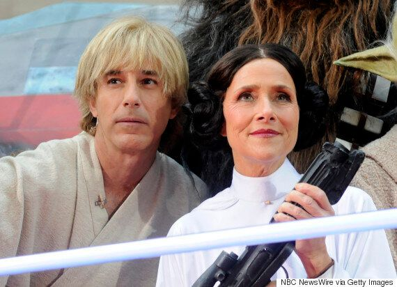 'Star Wars: The Force Awakens': Celebrities Geek Out Ahead Of Big