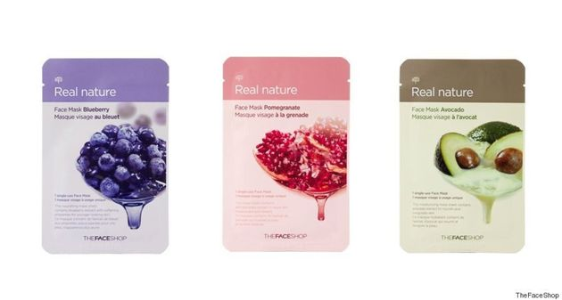Editor's Pick: THEFACESHOP The Real Nature