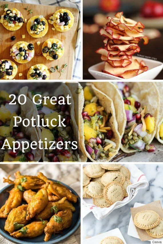 Potluck Appetizer Ideas To Cover You For Every Holiday