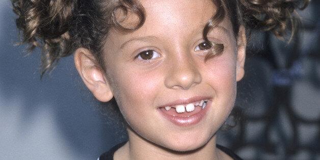 Mackenzie Rosman child
