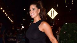Ashley Graham's Racy Dress Proves Thighs Are Sexy At Any