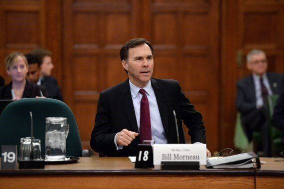 Bill Morneau 'Deadly Serious' That Balanced Budget Would Trigger