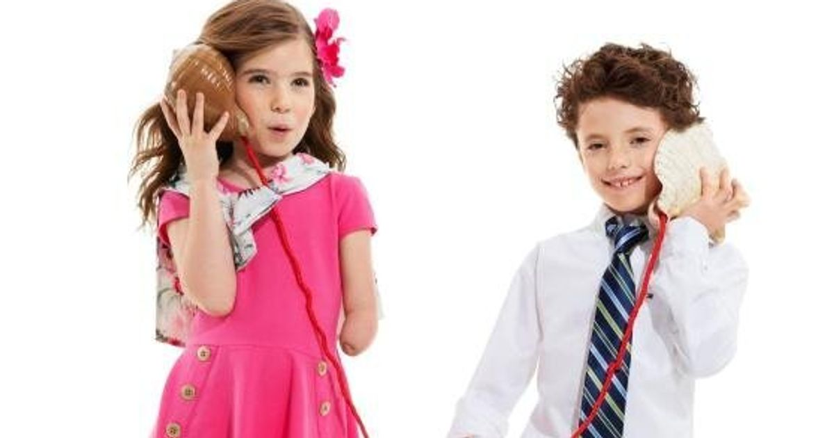 542e996c Tommy Hilfiger Launches Adaptive Clothing Line For Children With  Disabilities