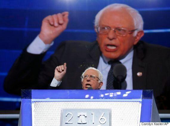 Bernie Sanders' Army Mostly Behind Clinton, Despite Some