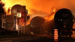Liberals Restrict Rail Cars That Burned In