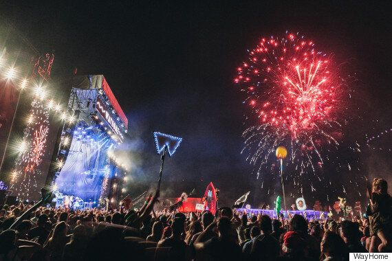 Music Festivals Like WayHome Provide Refuge From The Real