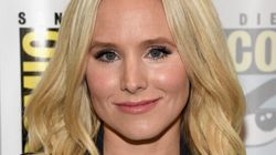 Kristen Bell Reveals Her Wedding Photos For The First