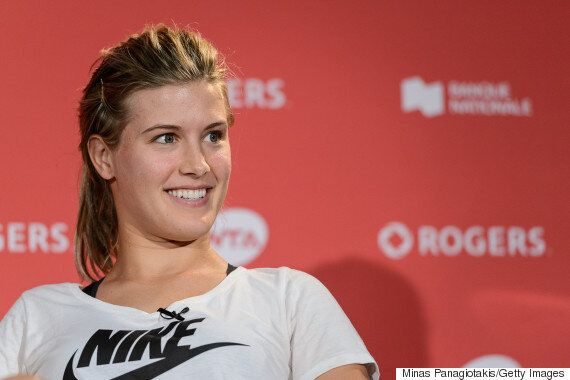 Eugenie Bouchard Will Play For Canada In The Rio