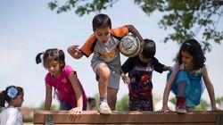 Syrian Refugee Kids Are Taking Canada 101 At Summer