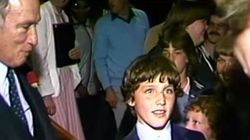 11-Year-Old Justin Trudeau Reviews 'Return Of The
