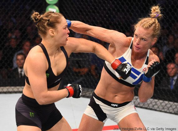 Holly Holm On Ronda Rousey's Suicidal Thoughts: 'I've Never Been In That