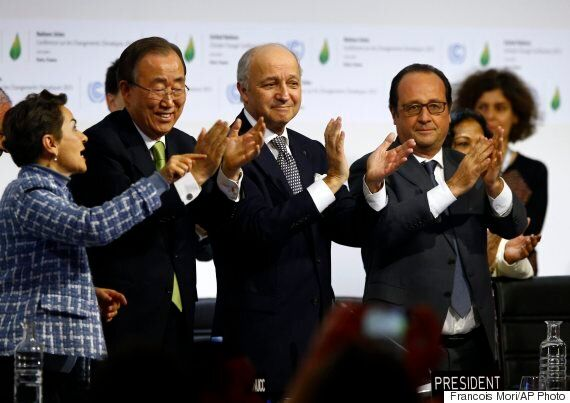 COP21 Deal Won't Make Immediate Impact On Canada: