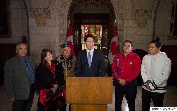Aboriginal Groups Disappointed They Weren't Invited To First Ministers'