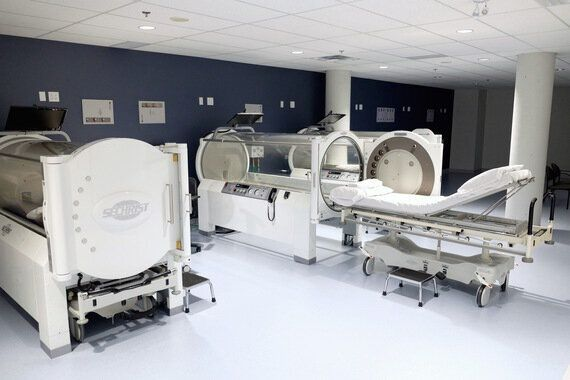 Hyperbaric Oxygen Therapy Is More Than A Breath Of Fresh