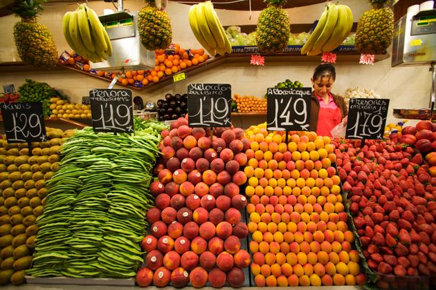 Canadian Food Prices Are Seeing A Complete