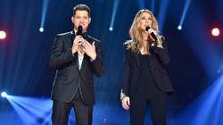 Michael Bublé + Celine Dion = Christmas Carol