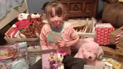 Safyre Shares Video Thanking Internet For Her Christmas