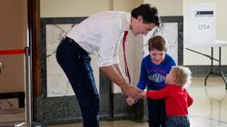 All The Times Trudeau's Kids Stole Our Hearts In