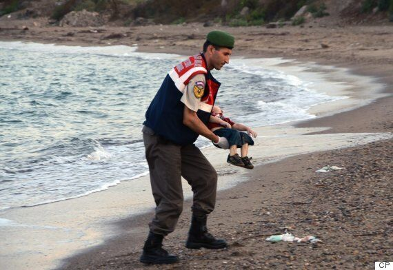 2015 Newsmaker Of The Year: Alan Kurdi Was The Boy The World Will Never
