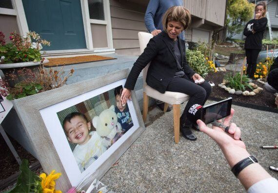 Alan Kurdi's Family Will Arrive In B.C. By Year's End, Aunt