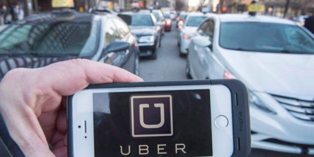 Uber Says Calgary's New Ride-Sharing Bylaw Is Too