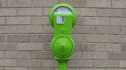 Old Fredericton Parking Meters Converted To 'Kindness