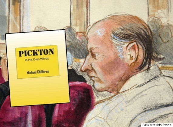 Robert Pickton's Book Pulled From Amazon After Public