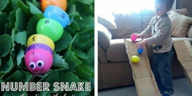 Easter Games: What To Do With Your Plastic Eggs After The Bunny