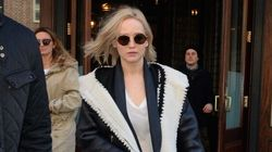 Jennifer Lawrence Just Wore A 'PERV'