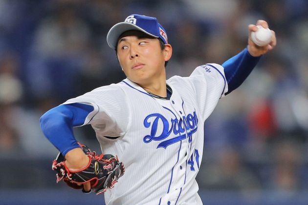 発作性上室性頻拍とは 中日の笠原祥太郎投手が診断、復帰に1カ月の見込み