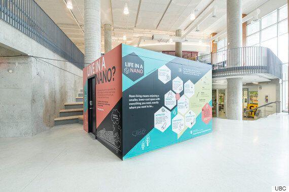 UBC Unveils Tiny 'Nano'