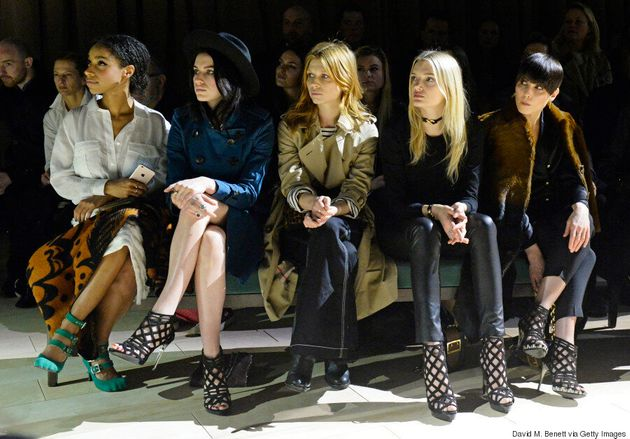 London Fashion Week Is Proving To Be The Hot Spot For Fashion's Coolest It