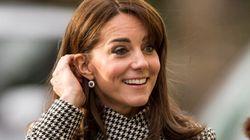 Kate Middleton Wears Leggings During London Shopping