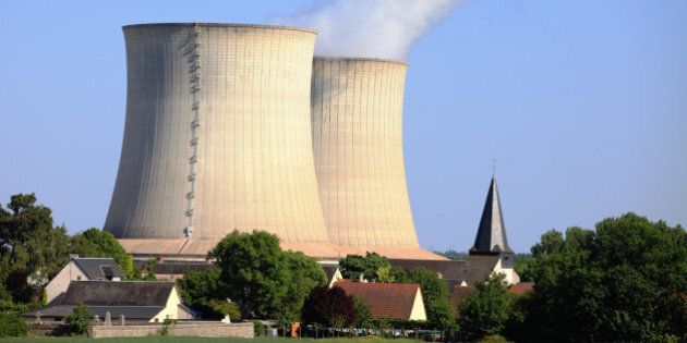 Village and nuclear power