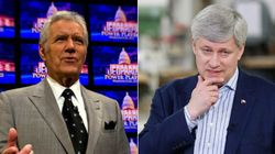 Canadians Can't Be On 'Jeopardy!' And It Might Be Harper's