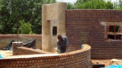 Plastic Bottle Homes And Schools Turn Trash Into Something