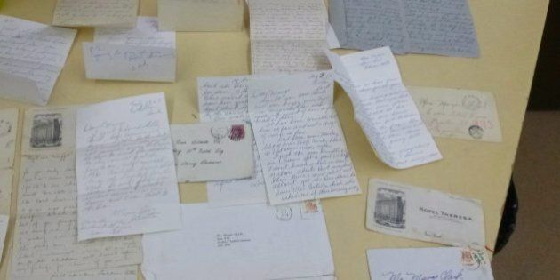 Rimbey RCMP Recover 70-Year-Old Letters In Stolen