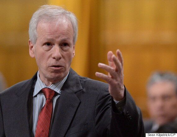 Stephane Dion: Tories' BDS Motion (Which Grits Support) A Failed Attempt To