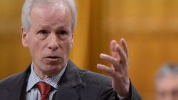 Dion Says Tories 'Failed' To Divide On Israel