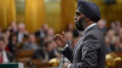Sajjan On Tory Cuts To Defence Spending: 'What's Done Is