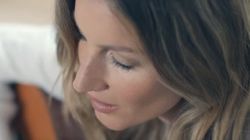 Here's Gisele Singing And Playing Guitar For