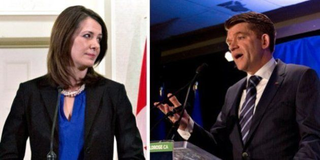 Alberta Wildrose Party Is Not Ready To Forgive Danielle Smith: Brian