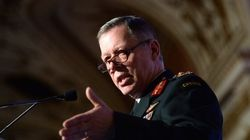Top Commander Denies He's Trying To Fit Liberal