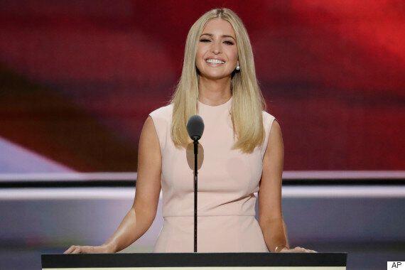 Donald Trump Accepts Presidential Nomination At Republican National
